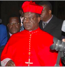 Laurent Cardinal Monsengwo Pasinya